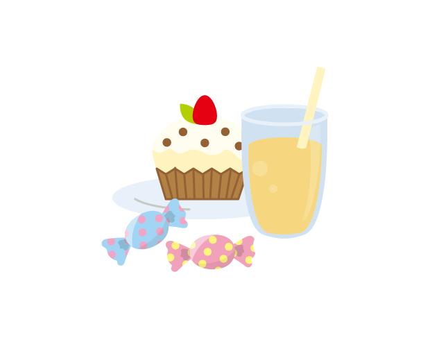 糖質を抑える