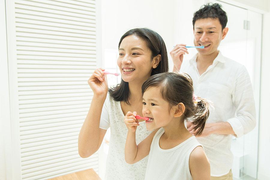 メインテナンス(歯の予防)