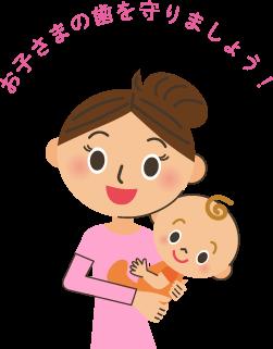 家族が気をつけるむし歯菌感染予防対策