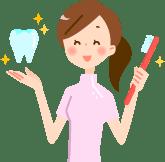 歯科衛生士の1日(常勤の場合)