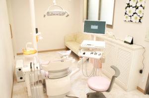 やまゆり歯科 ファミリールーム